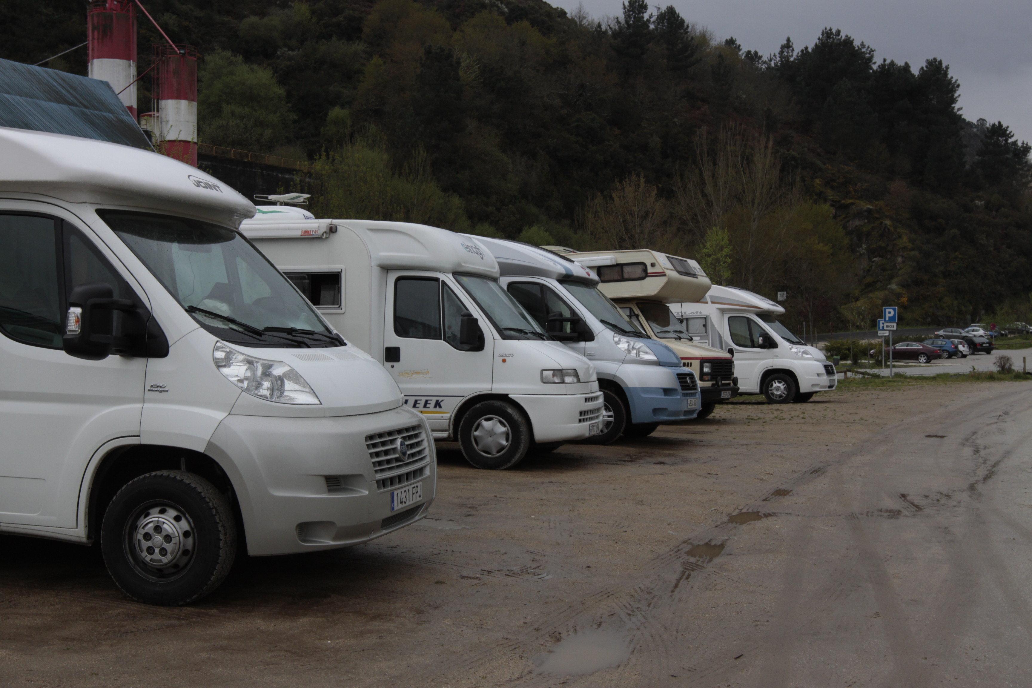 El área de autocaravanas sigue pendiente de informes técnicos