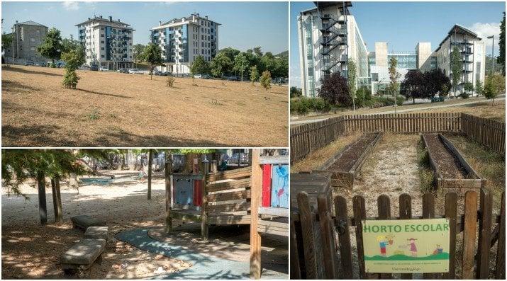 Los grandes pulmones verdes de la ciudad abandonados for Jardin del posio ourense