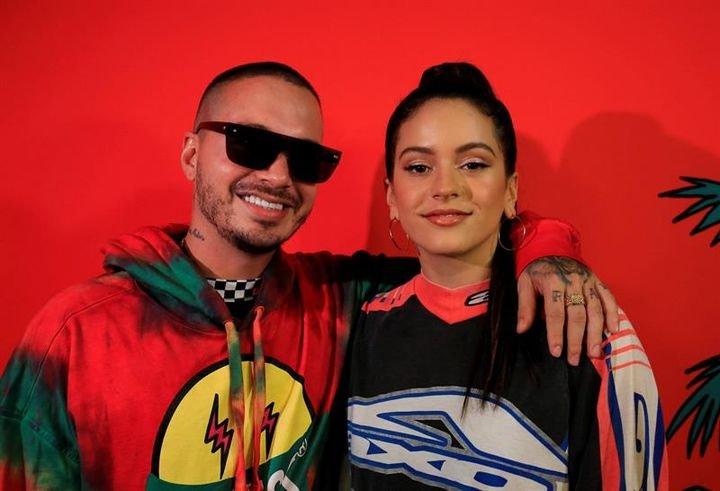 J Balvin y Rosalía, de favoritos en los Latin Grammy a aliados sobre el escenario