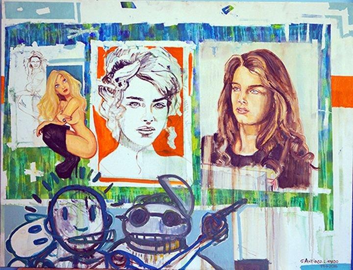 La visión más personal del Pop Art