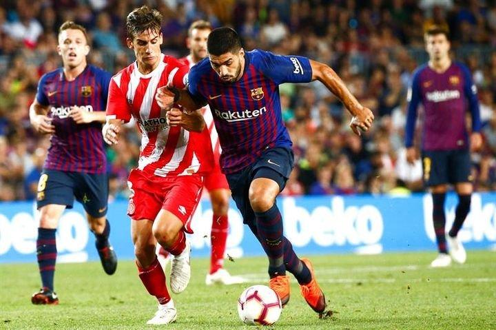 El Barça se queda a medias en la remontada en la noche de Stuani