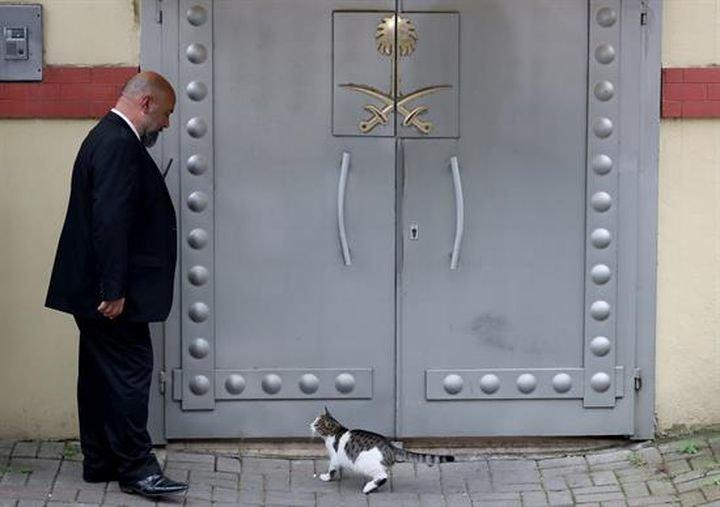 Turquía prevé registrar este lunes el consulado saudí por el periodista desaparecido