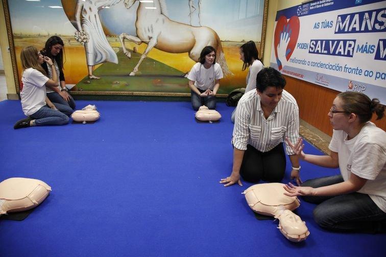 Día mundial de la RCP: aprender a salvar vidas con nuestras manos
