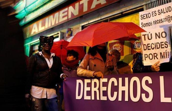 La Audiencia Nacional anula los estatutos del sindicato de prostitutas