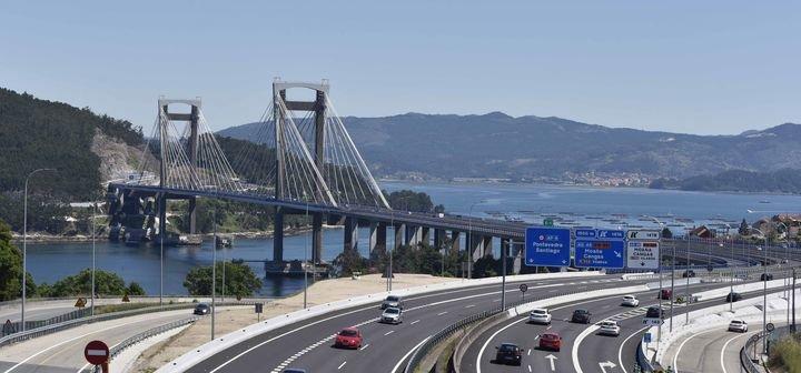 El Congreso respalda la tramitación del traspaso de la AP-9 a la Xunta