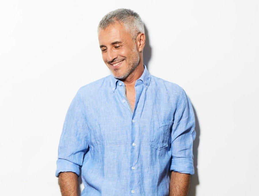"""Sergio Dalma: """"Era un tío muy patoso, esperaba a los temas lentos para sacar a bailar a las chicas"""
