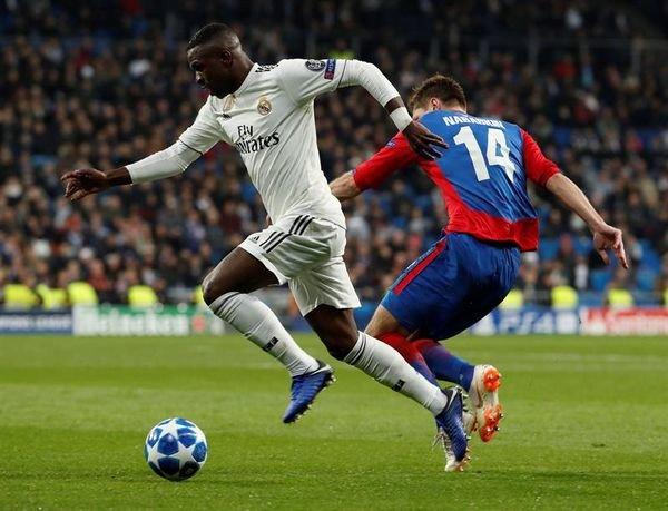 El CSKA sorprende en el Bernabéu