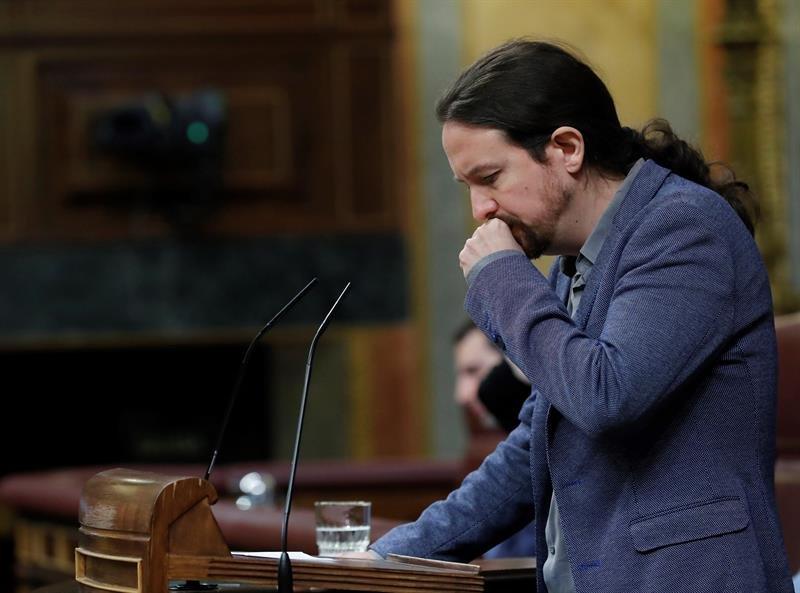 Pablo Iglesias rechaza ilegalizar  lospartidos independentistas