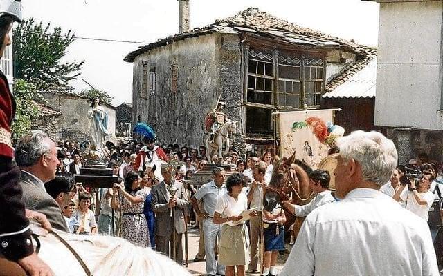 Mouruás lucha por recuperar su fiesta de moros y cristianos
