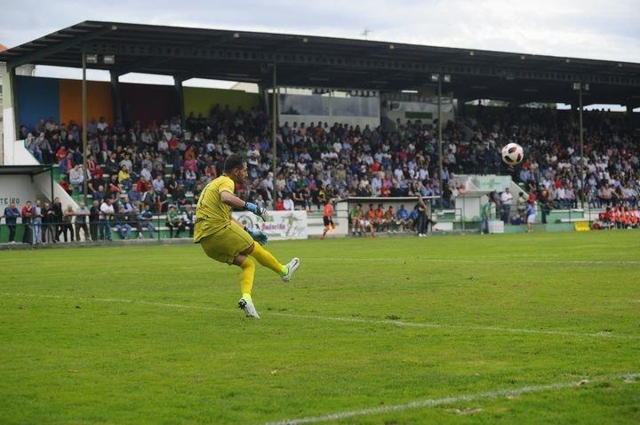 El Ourense CF recibe al Ferrol el sábado