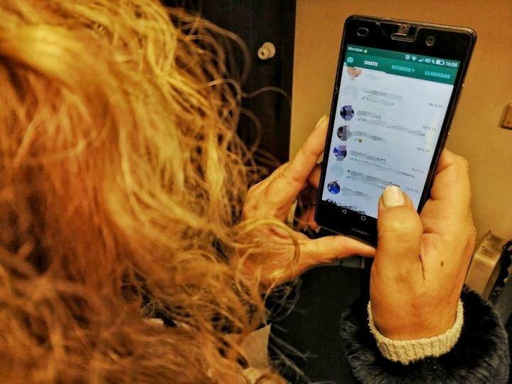 Acoso en Vigo: 3.816 wasaps y 557 llamadas a la novia de su expareja