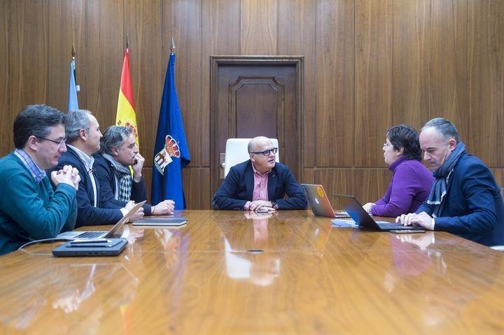 Viewnext Ourense prevé trasladar 200empleados al centro