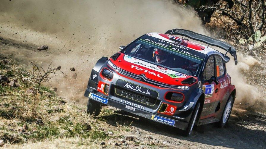 El Rally de México, con solo 23 inscritos