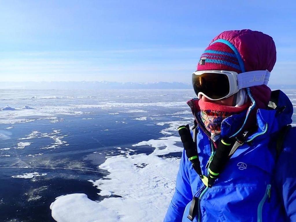 Chus Lago pasa el ecuador en Siberia