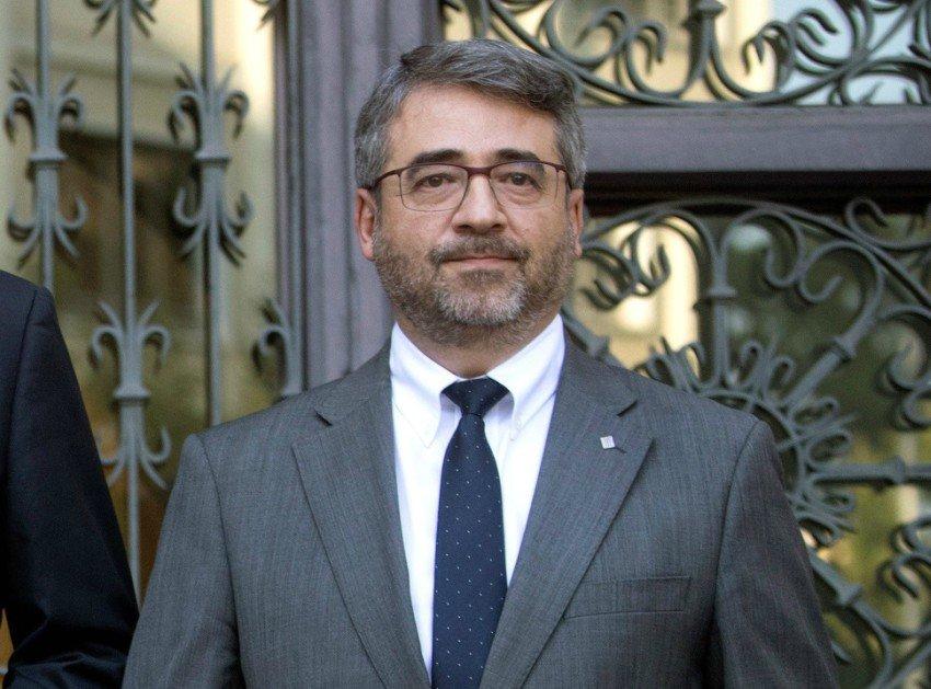 Andreu Martínez, en una foto de archivo.