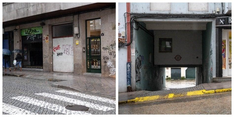 Rodeado moco Edición  La zona cero de la nueva movida en Ourense