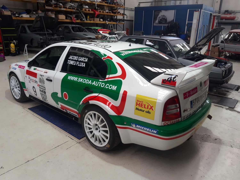 Todos los WRC que estan compitiendo en España - Página 8 2019121922560039301