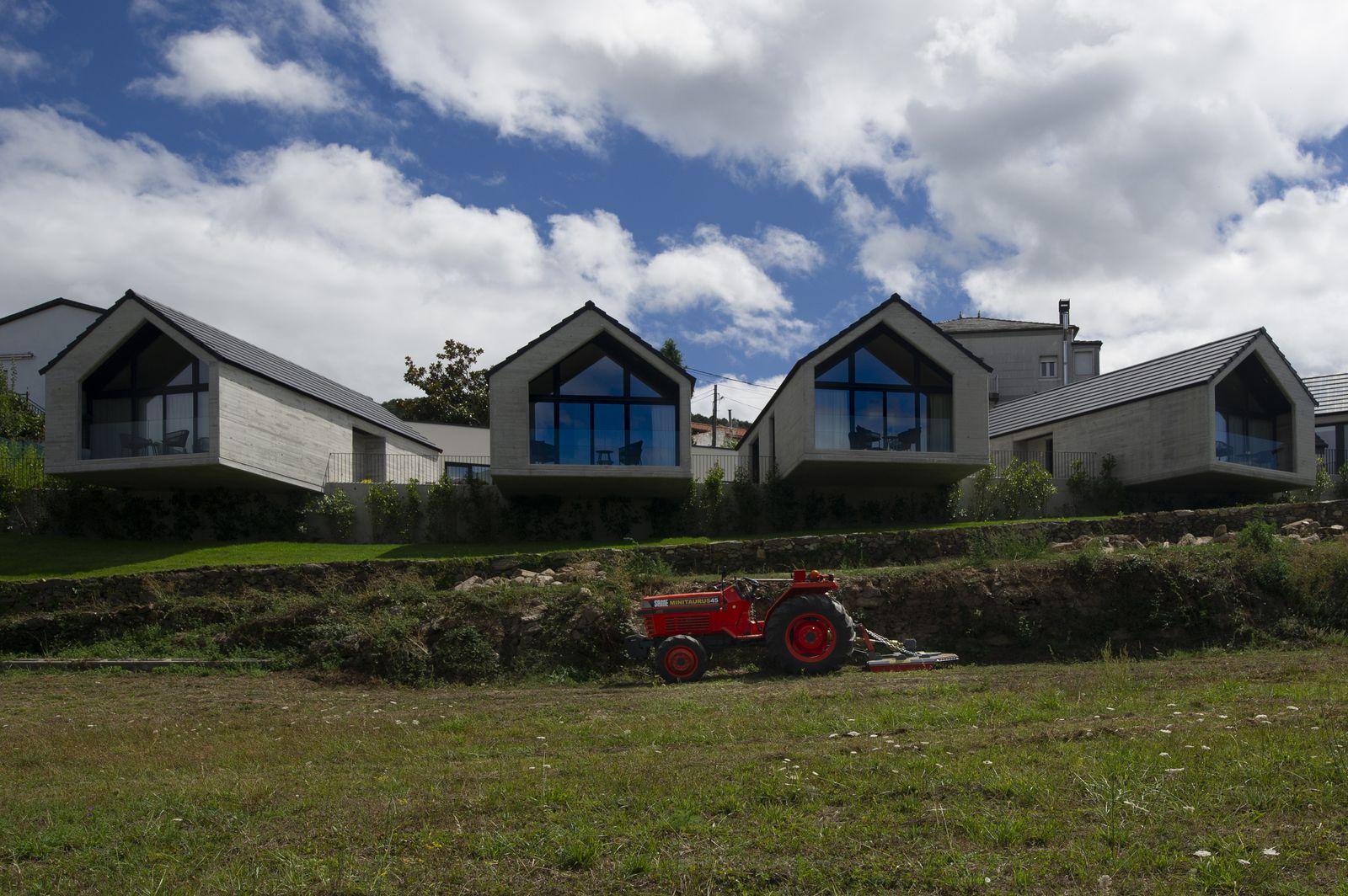 A Teixeira 19/8/20<br /> Apartamentos de turismo rural miradores do Sil</p> <p>Fotos Martiño Pinal
