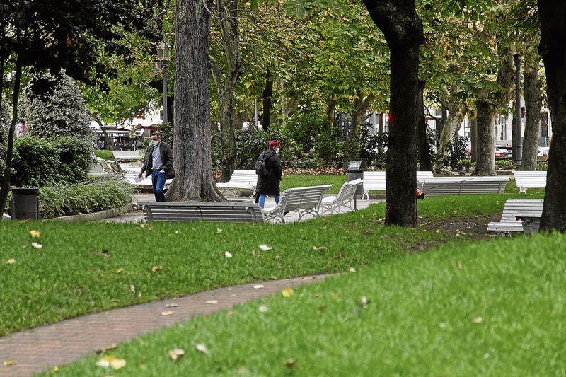 Mas espacio peatones Ourense