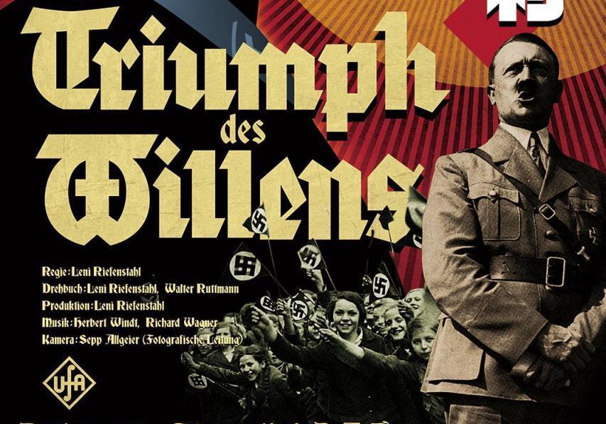 """""""El triunfo de la voluntad"""""""