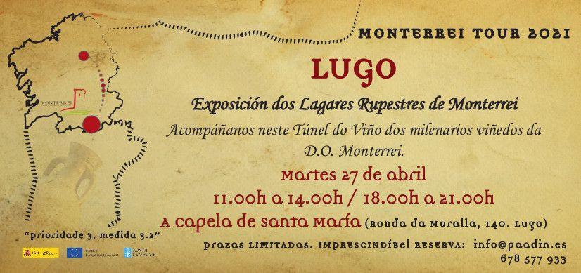 DO Monterrei en Lugo